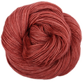Knitcircus Yarns: Tuscan Rooftops 100g Kettle-Dyed Semi-Solid skein, Spectacular, ready to ship yarn