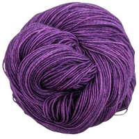 Knitcircus Yarns: The Sensible Ms. Dashwood 100g Kettle-Dyed Semi-Solid skein, Trampoline, ready to ship yarn