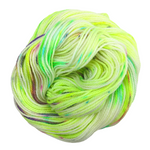 Knitcircus Yarns: High Voltage 50g Speckled Handpaint skein, Opulence, ready to ship yarn