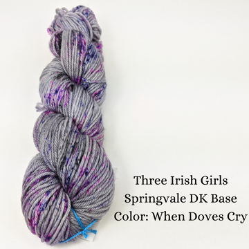 Springvale DK by Three Irish Girls, assorted colors, ready to ship