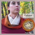 Cadence Yarn Pack, pattern not included, dyed to order