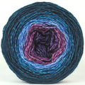 Knitcircus Yarns: Voyage of The Yarn Treader 100g Panoramic Gradient, Breathtaking BFL, ready to ship yarn