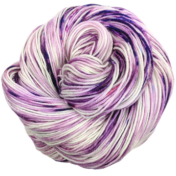 Knitcircus Yarns: Know Your Own Happiness 100g Speckled Handpaint skein, Greatest of Ease, ready to ship yarn