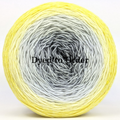 Knitcircus Yarns: Mellow Grellow Monster 300g Panoramic Gradient, dyed to order yarn