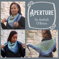 Aperture Shawl Kit, ready to ship