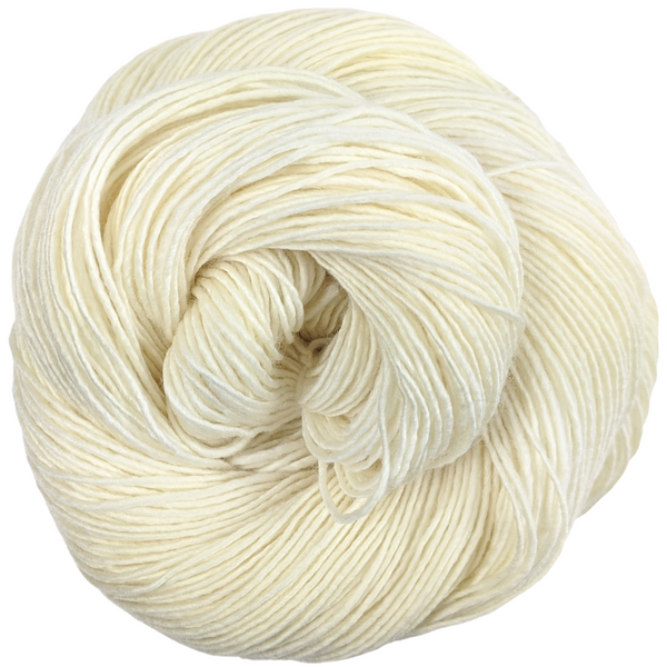 Knitcircus Yarns: Creamy Sheep 100g skein, Spectacular, ready to ship yarn