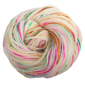 Knitcircus Yarns: Hip Hip Hooray 100g Speckled Handpaint skein, Opulence, ready to ship yarn