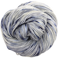 Knitcircus Yarns: Raindrops On Roses 100g Speckled Handpaint skein, Greatest of Ease, ready to ship yarn