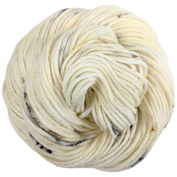 Knitcircus Yarns: Fox in the Henhouse 100g Speckled Handpaint skein, Ringmaster, ready to ship yarn