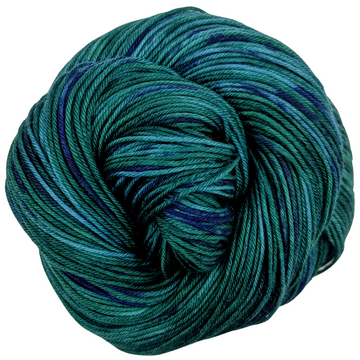 Knitcircus Yarns: Entmoot 100g Speckled Handpaint skein, Greatest of Ease, ready to ship yarn