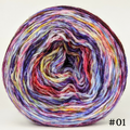 Knitcircus Yarns: Simply Splendid 100g Modernist, Corriedale, choose your cake, ready to ship yarn - SALE
