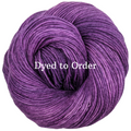 Knitcircus Yarns: The Sensible Ms. Dashwood Kettle-Dyed Semi-Solid skeins, dyed to order yarn