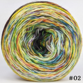 Knitcircus Yarns: Free as a Bird 100g Modernist, Opulence, choose your cake, ready to ship yarn