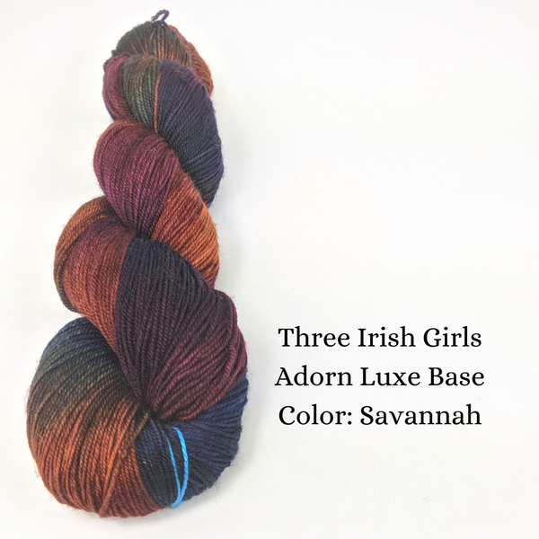 Adorn Luxe by Three Irish Girls, assorted colors, ready to ship
