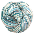 Knitcircus Yarns: Frozen in Time 100g Speckled Handpaint skein, Divine, ready to ship yarn