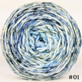 Knitcircus Yarns: Cumulonimbus 150g Impressionist Gradient, Ringmaster, choose your cake, ready to ship yarn