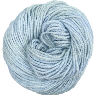 Knitcircus Yarns: Cottage By The Sea 100g Kettle-Dyed Semi-Solid skein, Ringmaster, ready to ship yarn