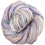 Knitcircus Yarns: Cotton Candy Explosion 100g Speckled Handpaint skein, Greatest of Ease, ready to ship yarn - SALE