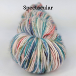 Knitcircus Yarns: Art Deco Handpainted Skeins, dyed to order yarn