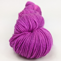 Knitcircus Yarns: Fan Girl 100g Kettle-Dyed Semi-Solid skein, Corriedale, ready to ship yarn - SALE