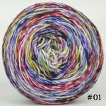 Knitcircus Yarns: Simply Splendid 100g Modernist, Greatest of Ease, choose your cake, ready to ship yarn