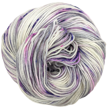 Knitcircus Yarns: Joie de Vivre 100g Speckled Handpaint skein, Greatest of Ease, ready to ship yarn