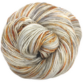 Knitcircus Yarns: Where There's Smoke 100g Speckled Handpaint skein, Spectacular, ready to ship yarn