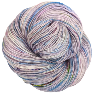 Knitcircus Yarns: Cotton Candy Explosion 100g Speckled Handpaint skein, Spectacular, ready to ship yarn - SALE