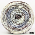 Knitcircus Yarns: Mountains Know Secrets 100g Modernist, Divine, choose your cake, ready to ship yarn