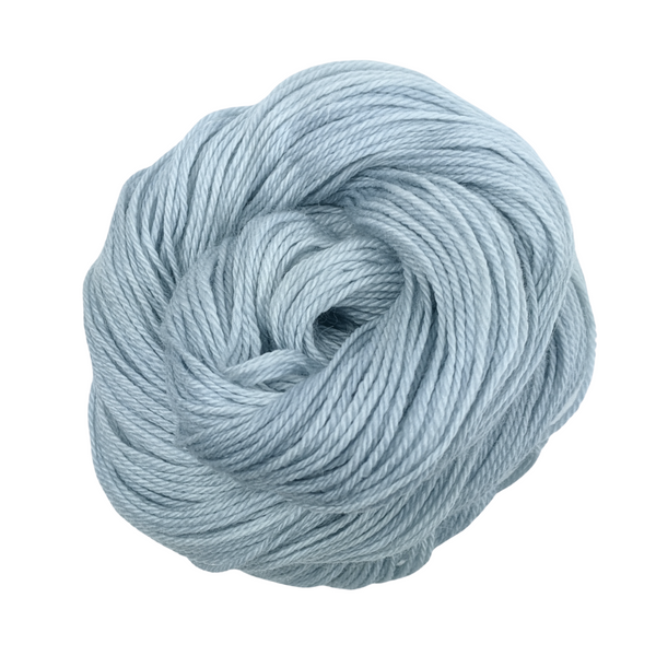 Knitcircus Yarns: Cottage By The Sea 50g Kettle-Dyed Semi-Solid skein, Trampoline, ready to ship yarn