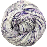 Knitcircus Yarns: Blue Agave Kettle-Dyed Semi-Solid skeins, dyed to order yarn