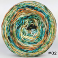 Knitcircus Yarns: Get Knit Done 100g Modernist, Greatest of Ease, choose your cake, ready to ship yarn
