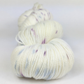Knitcircus Yarns: Mistress of Myself 100g Speckled Handpaint skein, Opulence, ready to ship yarn