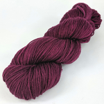 Knitcircus Yarns: Devil's Doorway 100g Kettle-Dyed Semi-Solid skein, Flying Trapeze, ready to ship yarn