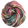 Knitcircus Yarns: King of the Coop 100g Handpainted skein, Breathtaking BFL, ready to ship yarn