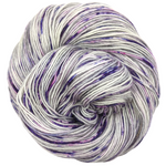 Knitcircus Yarns: Joie de Vivre 100g Speckled Handpaint skein, Spectacular, ready to ship yarn