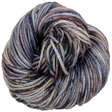 Knitcircus Yarns: A Yarn Has No Name 100g Speckled Handpaint skein, Ringmaster, ready to ship yarn