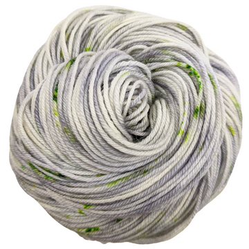 Knitcircus Yarns: Blarney Stone 100g Speckled Handpaint skein, Divine, ready to ship yarn