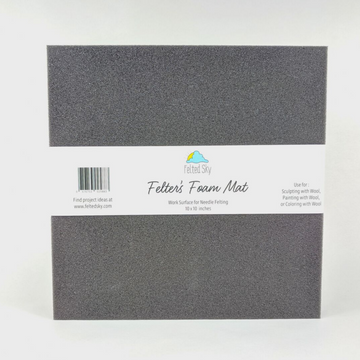 Felter's Foam Mat, two sizes, ready to ship