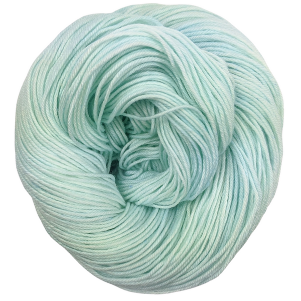 Knitcircus Yarns: Plenty Of Fish 100g Kettle-Dyed Semi-Solid skein, Greatest of Ease, ready to ship yarn