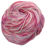Knitcircus Yarns: Life is a Bowl of Cherries 100g Speckled Handpaint skein, Divine, ready to ship yarn