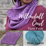 Willowfall Cowl Yarn Pack, dyed to order