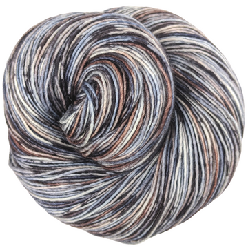 Knitcircus Yarns: A Yarn Has No Name 100g Speckled Handpaint skein, Spectacular, ready to ship yarn