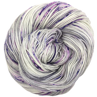 Knitcircus Yarns: Joie de Vivre 100g Speckled Handpaint skein, Trampoline, ready to ship yarn