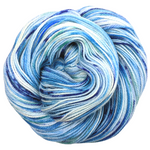 Knitcircus Yarns: Strut Your Stuff 100g Speckled Handpaint skein, Opulence, ready to ship yarn