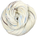 Knitcircus Yarns: Sweet Caroline 100g Speckled Handpaint skein, Parasol, ready to ship yarn