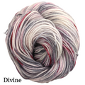 Knitcircus Yarns: Tainted Love Variation 100g Speckled Handpaint skein, various bases, ready to ship yarn - SALE