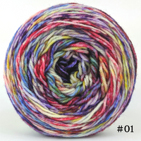 Knitcircus Yarns: Simply Splendid 100g Modernist, Divine, choose your cake, ready to ship yarn