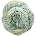Knitcircus Yarns: Believe in Miracles 100g Speckled Handpaint skein, Divine, ready to ship yarn