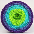 Knitcircus Yarns: Monstropolis Monster 300g Panoramic Gradient, Divine, ready to ship yarn